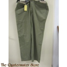 U.S. Army Enlisted Men's Trousers  Special Cotton Khaki Trousers