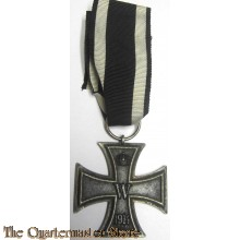 Eisernes Kreuz 2e klasse 14 -18 marked (German Iron Cross 2nd Class 14 - 18)