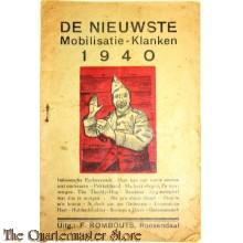 De nieuwste mobilisatieklanken 1940