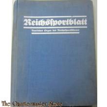 Reichssportblatt 1935
