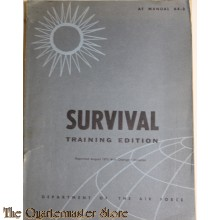 Airforce Manual Survival Training edition 1964