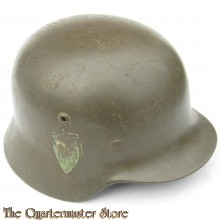 German/Norway Stahlhelm M35 (German M35 Norway re-isssue combat helmet)