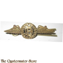 Collar badge RAF Dental Division