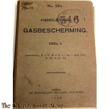 Voorschrift no 52A Handleiding gasbescherming Deel II
