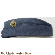 Wedge /overseas side cap wool RCAF EM/NCO