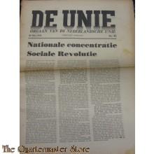 Krant de Unie no 4129 mei 1941