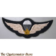 Canadian Paratrooper wing 1950s