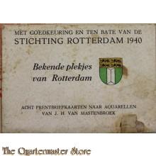 Bekende plekjes van Rotterdam 1940