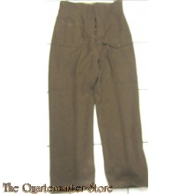 P40 british battledress trousers