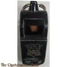 "Whistle ""NOBLE"" bakelite"