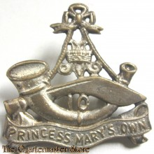 Cap badge Princess Mary's Own Gurkha Rifles.