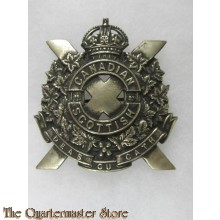 Cap badge Canadian Scottish Regiment