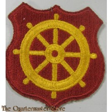 Mouwembleem Ports of Embarkation (Sleeve patch Ports of Embarkation)
