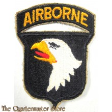 Mouwembleem 101e Airborne Division (Sleeve patch 101st Airborne Division)