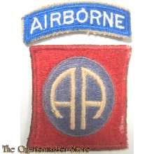 Sleevebadge 82nd Abn Division