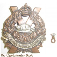 Cap badge Calgary Highlanders 5th Infantry Brigade, 2nd Canadian Infantry Division