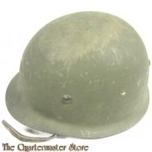 Geman Bundeswehr paratrooper helmet (Bundeswehr springerhelm)