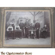 Foto 1914 Stubendienst