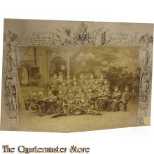 Foto 1890 Reserve 3e Comp Hannov Pionier batt No 10