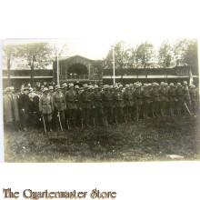 Photo begrabnis Soldaten 1916/17 Hamburg