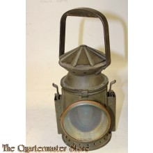 Military railroad Lamp Wakefield's Birmingham 1945