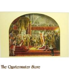 Postkarte U von Werner 1701  WK1