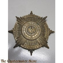 IMPERIAL PRUSSIAN GUARD OR'S SILVER PARADE 1891 PATTERN SHAKO PLATE