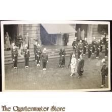 Ontvangst Kon Wilhelmina 17 mei 1935