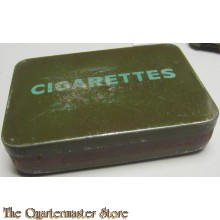 WW2 ration box for cigarettes