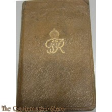 Military issued New testament 1939