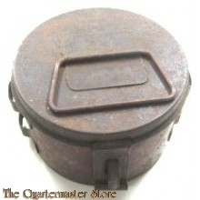 Fett dose kavalerie (German cavalry wagon grease pot)