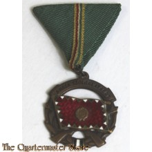Medal of Merit for Service to the Country, bronze class ...