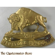 Cap badge Manitoba Dragoons