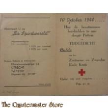 Folder 10 oct 1944 hoe de beestmenschen huishielden in ons dorpje Putten