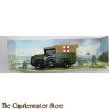MATCHBOX Battle Kings K112 DAF Ambulance