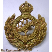 Cap badge Queen's Own Dorset Yeomanry