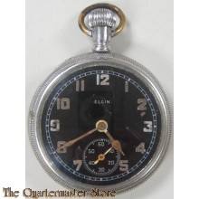 Military (Pocket) watch GSTP ELGIN  (General Service - Trade Pattern)