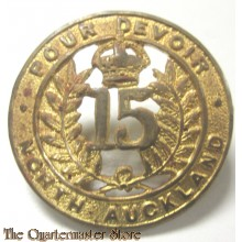 New Zealand Army 15th North Auckland Regiment