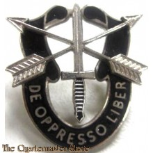 Crest/ cap badge US Special Forces  Airborne SFGA ODA