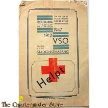 Brochure Programma jubileum wedstrijden VSO 29 en 30 april 1947