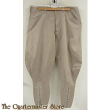 Army, Khaki Cotton Breeches