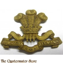 Cap badge Glamorgan Yeomanry