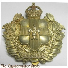 Cap badge Lincolnshire Yeomanry