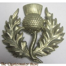 Royal Scottish Reserve Regiment Enlisted (White Metal)