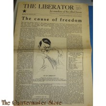 The Liberator, for members of he allied forces,19 sept 1945 no 1945