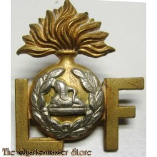 Shoulder title brass Royal Irish Fusiliers