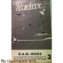 R.A.O. reeks no 3 RADAR (Ned Indie)