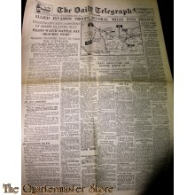 The Daily Telegraph june 1944