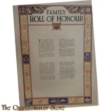 Document Family Roll of Honour 1940-45