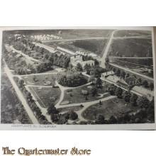 Prent briefkaart 1940 mobilisatie Legerplaats Oldebroek